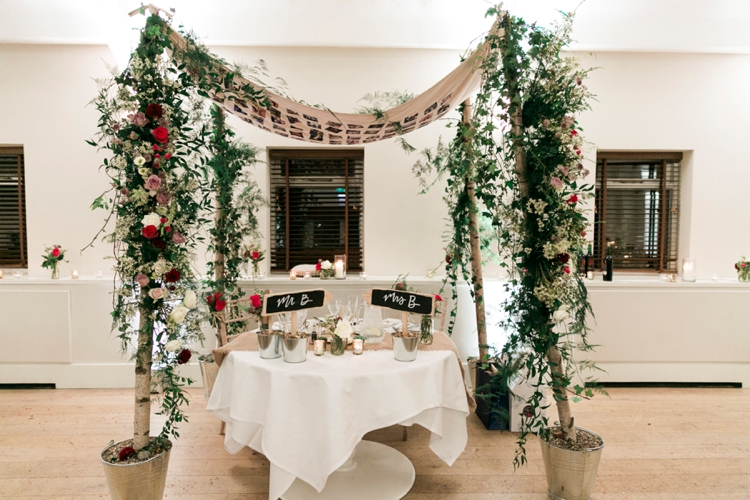 Build your own chuppah