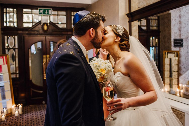 Jewish Wedding St Ermin's Hotel Westminster London UK_0057