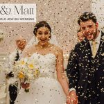A Super-Luxe Champagne Gold and Ivory Jew-ish Wedding at St Ermin's, London, UK