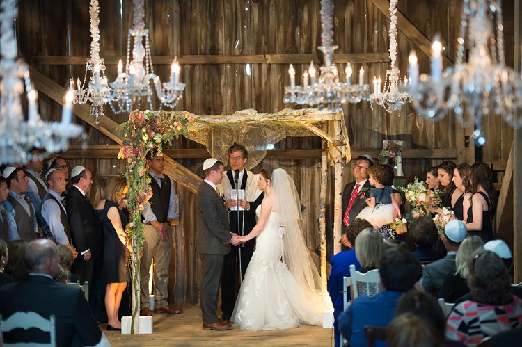 Jewish Wedding The Stables at Fox Crossing Pennsylvania USA_0035