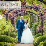 A Rosh Hashanah-themed Jewish wedding with a Suzanne Neville bride at Braxted Park, Essex, UK