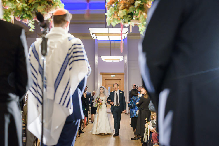 Jewish Wedding Hackney Hall St Pancras Renaissance London Hotel UK_0441