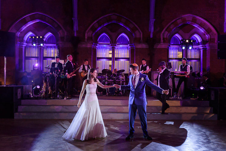 Jewish Wedding Hackney Hall St Pancras Renaissance London Hotel UK_1092