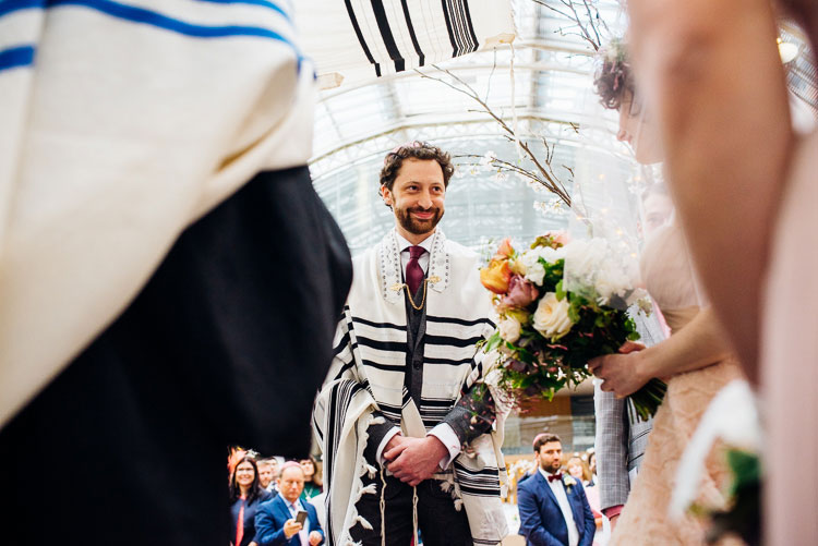 Jewish Wedding Royal Horticultural Halls in London UK-16