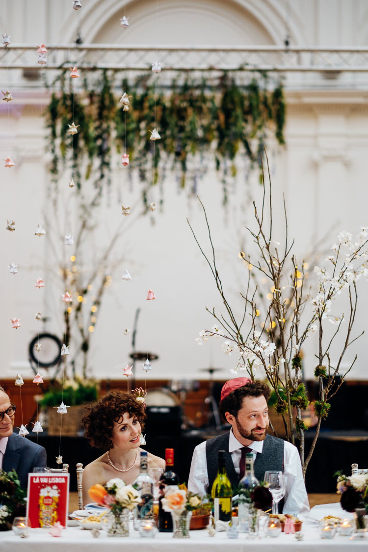 Jewish Wedding Royal Horticultural Halls in London UK-46