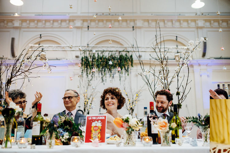 Jewish Wedding Royal Horticultural Halls in London UK-53