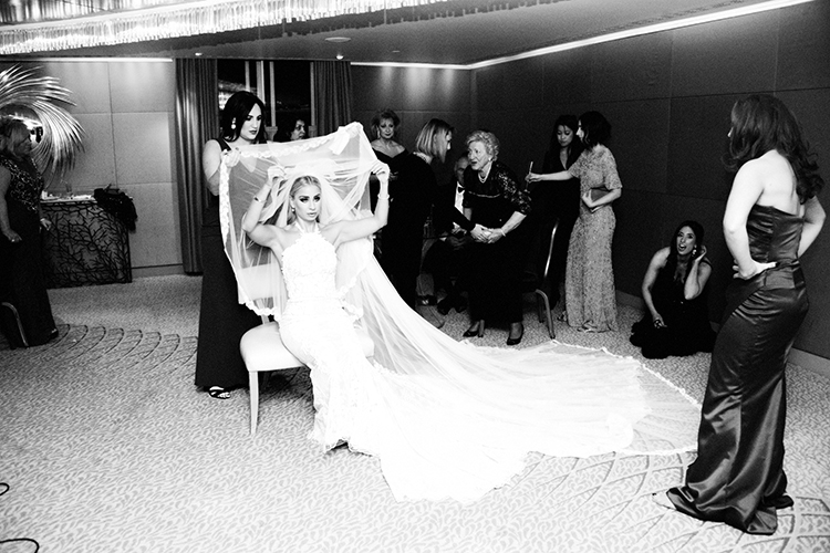 Jewish Wedding The Dorchester London UK