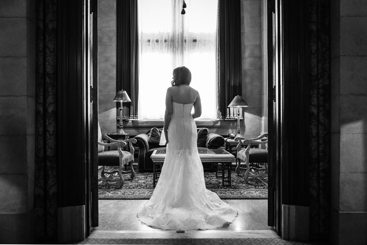 Jewish Wedding The Fort Garry Hotel Winnipeg Canada-0371
