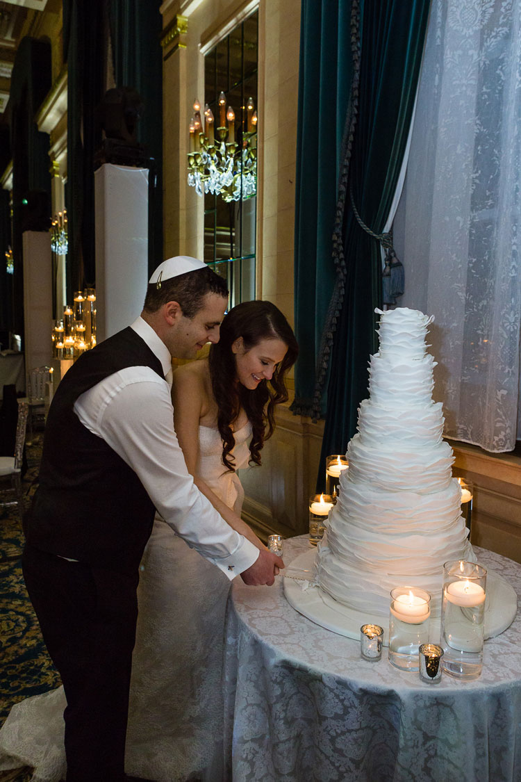 Jewish Wedding The Fort Garry Hotel Winnipeg Canada-6063