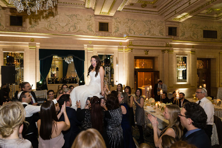 Jewish Wedding The Fort Garry Hotel Winnipeg Canada-7400