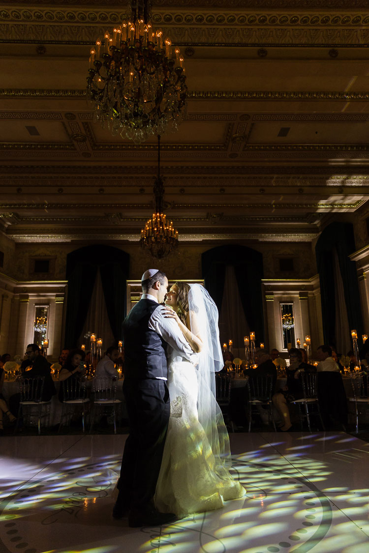 Jewish Wedding The Fort Garry Hotel Winnipeg Canada-7754