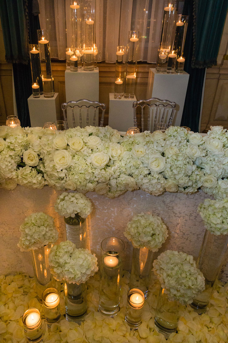 Jewish Wedding The Fort Garry Hotel Winnipeg Canada-Decor-7062