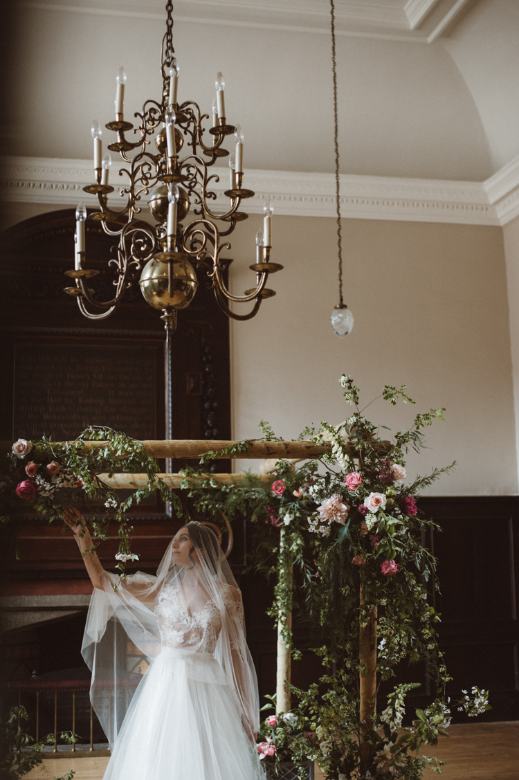 jewish wedding inspiration fulham palace weddings london make up artist and hair stylist kylie mcmichael chuppah inspiration