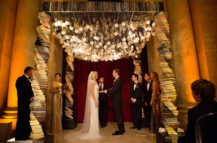 Creative Jewish Wedding