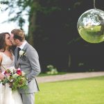 A Yolan Cris Bride for a Wonderfully Quirky Jewish Wedding at Aynhoe Park, Banbury, Oxfordshire, UK