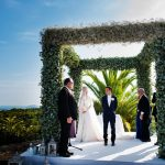 A Legends Romona Keveza Bride for a Super Luxe Rustic-Romantic Jewish Wedding at Chateau Castellaras, Cannes, France