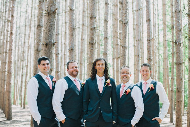A Magical Woodland Jewish French Wedding Bursting With Love At Kortright Conservation Area