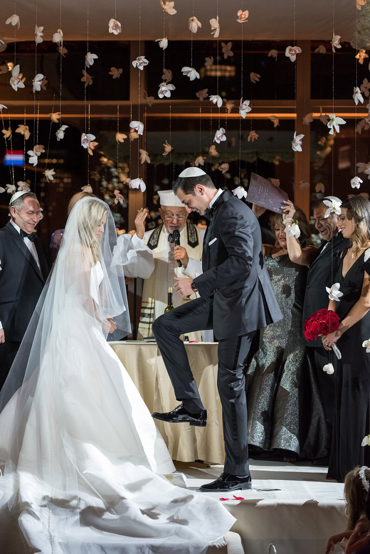 Jewish Wedding Mandarin Oriental New York, USA