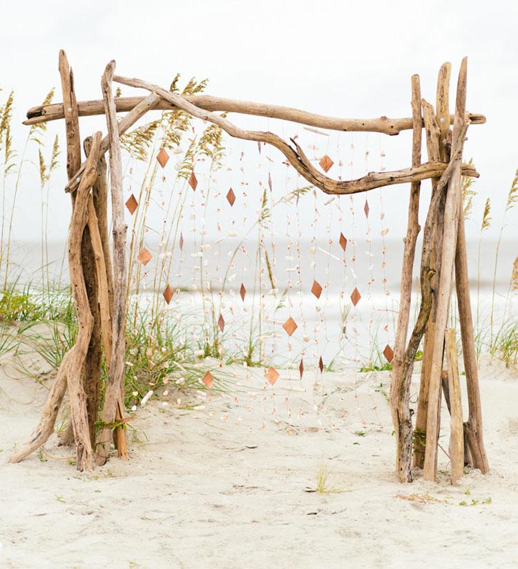 Driftwood-Chuppah