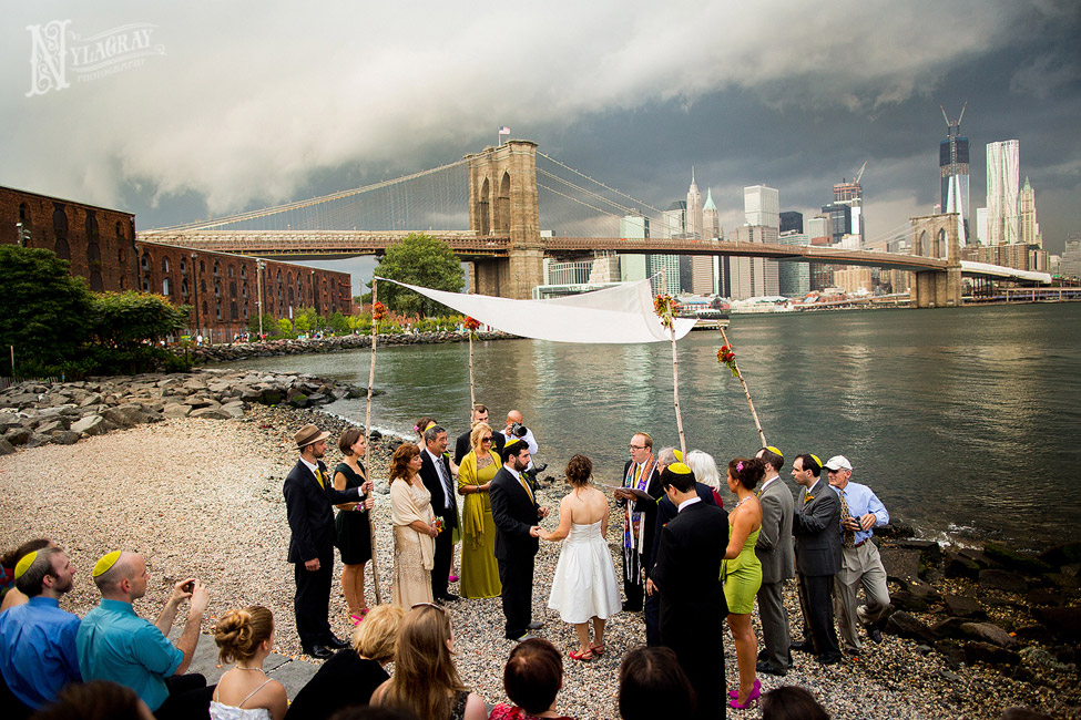 New York Chuppah
