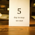 5 Creative Table Number Ideas