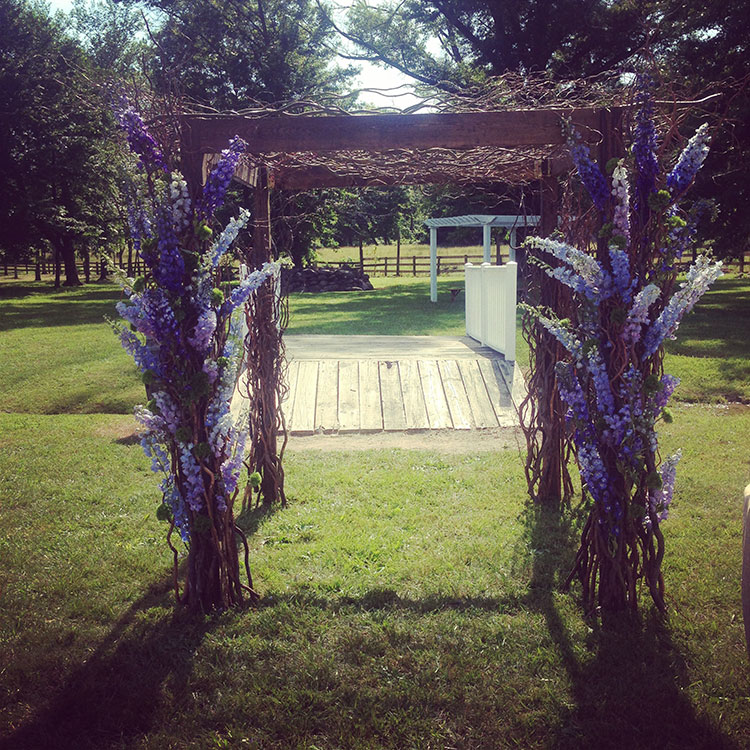 purple-flower-chuppah