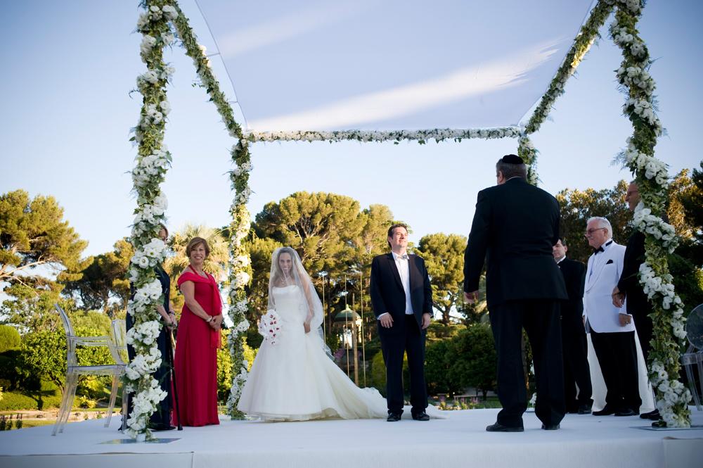 Riviera Jewish Wedding Villa Ephrussi