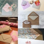 DIY Lined Envelopes Add That Super-Personal Touch