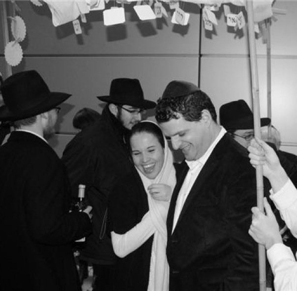 Surprise Jewish Wedding New York