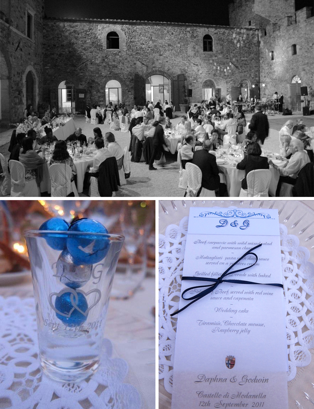 TUSCANY CASTLE WEDDING ITALY 5