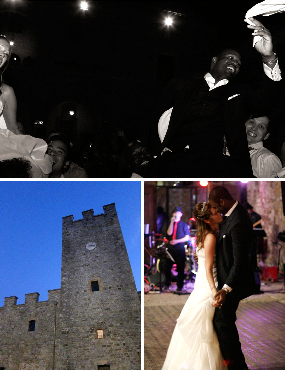 TUSCANY CASTLE WEDDING ITALY 8