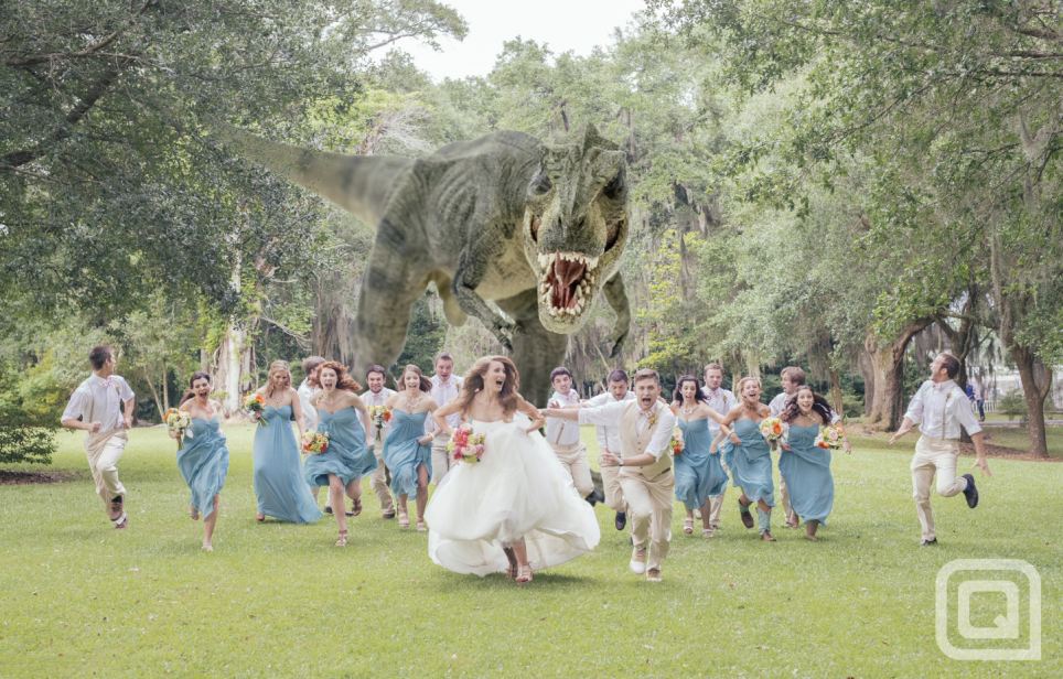 Wedding_T_Rex