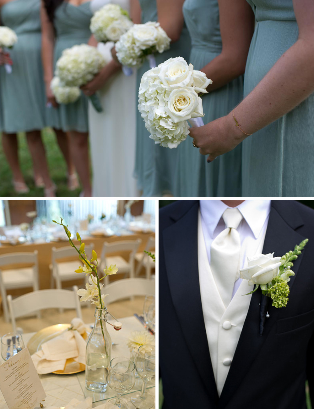 CONNETICUT JEWISH WEDDING FLOWERS