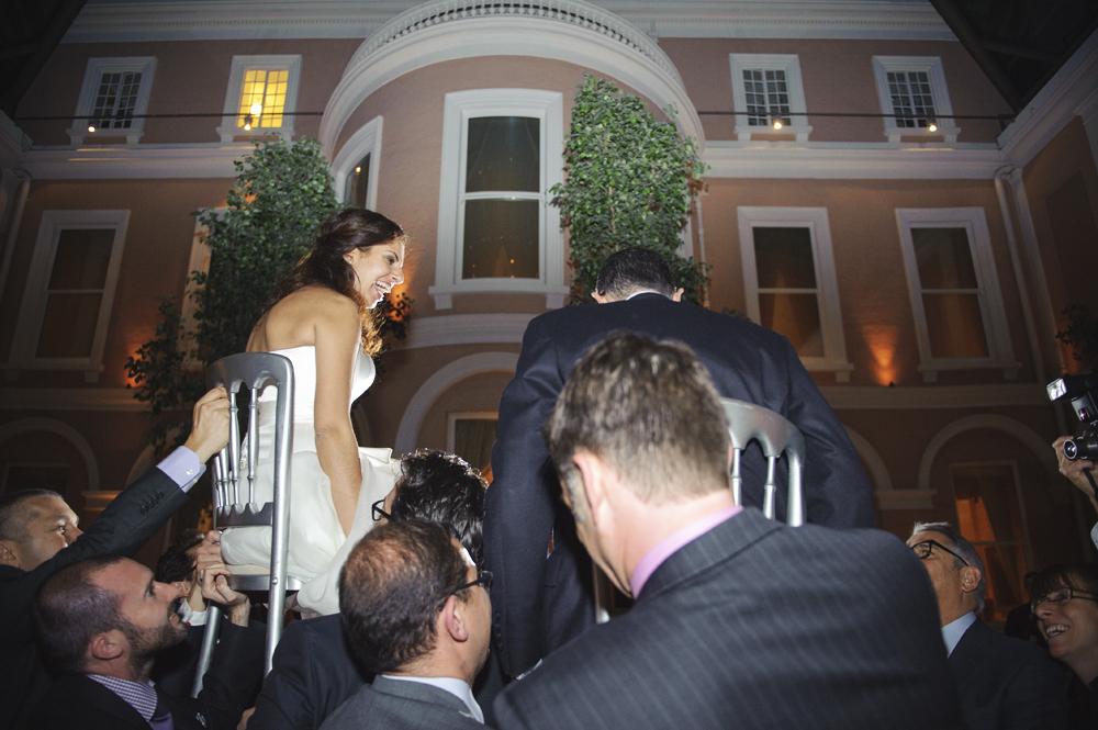 HORA JEWISH WEDDING