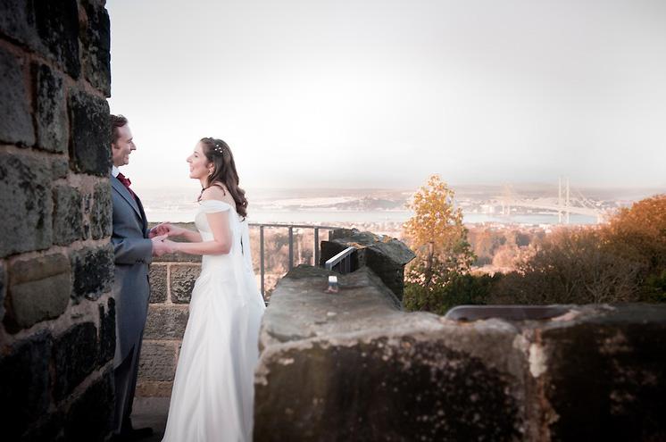 SCOTTISH CASTLE JEWISH WEDDING 0