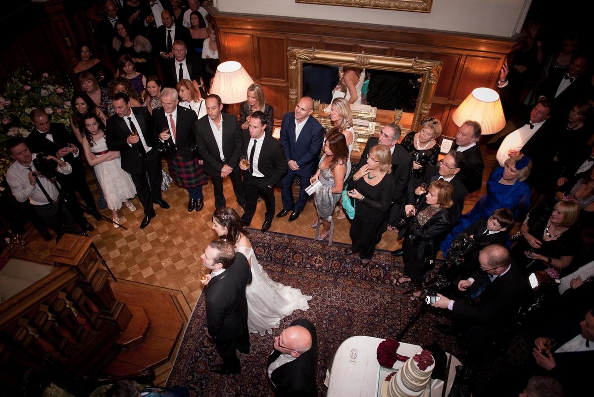 SCOTTISH CASTLE JEWISH WEDDING 26