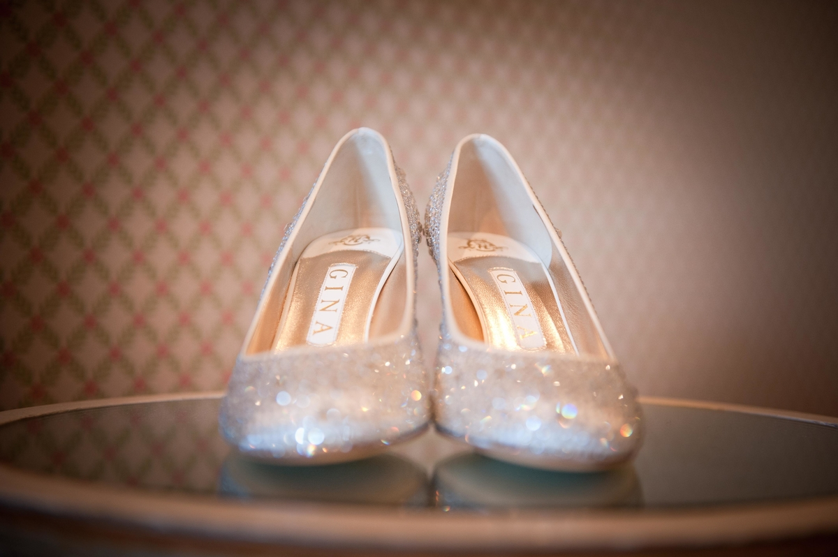Gina Wedding shoes