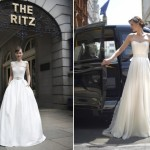 My interview with Stephanie Allin, one of the UK's top wedding dress designers
