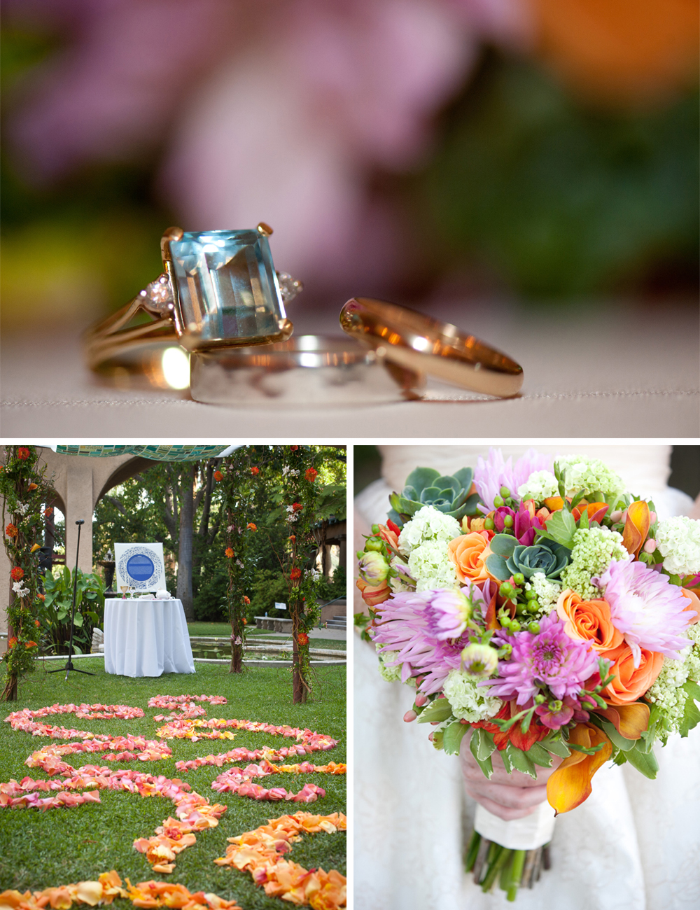 PASADENA JEWISH WEDDING C
