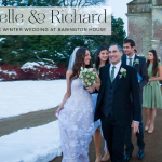 Michelle & Richard | Jewish/Celtic Winter Wedding at Babington House, Somerset, UK
