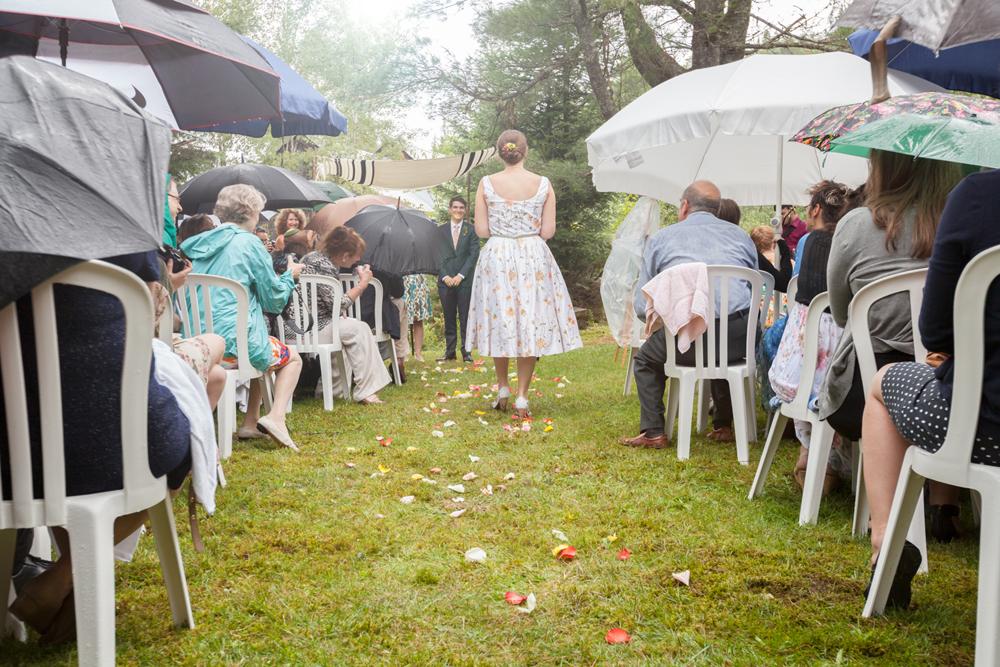 Handmade DIY wedding 38