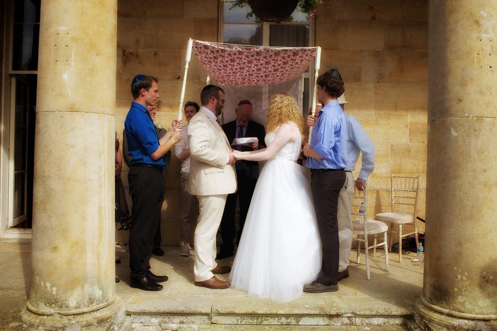 Jewish Vintage Wedding 20