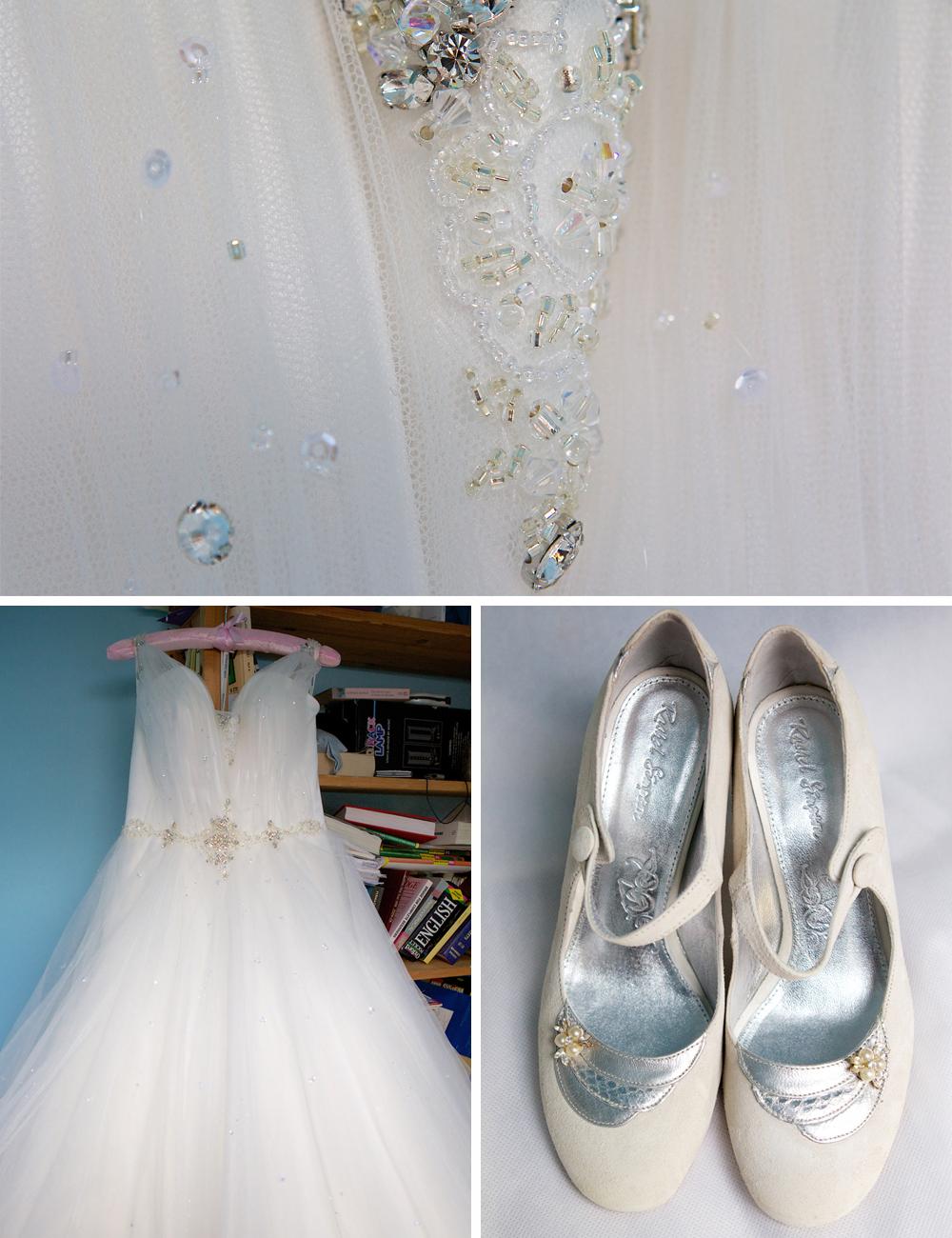 Jewish Vintage Wedding dress