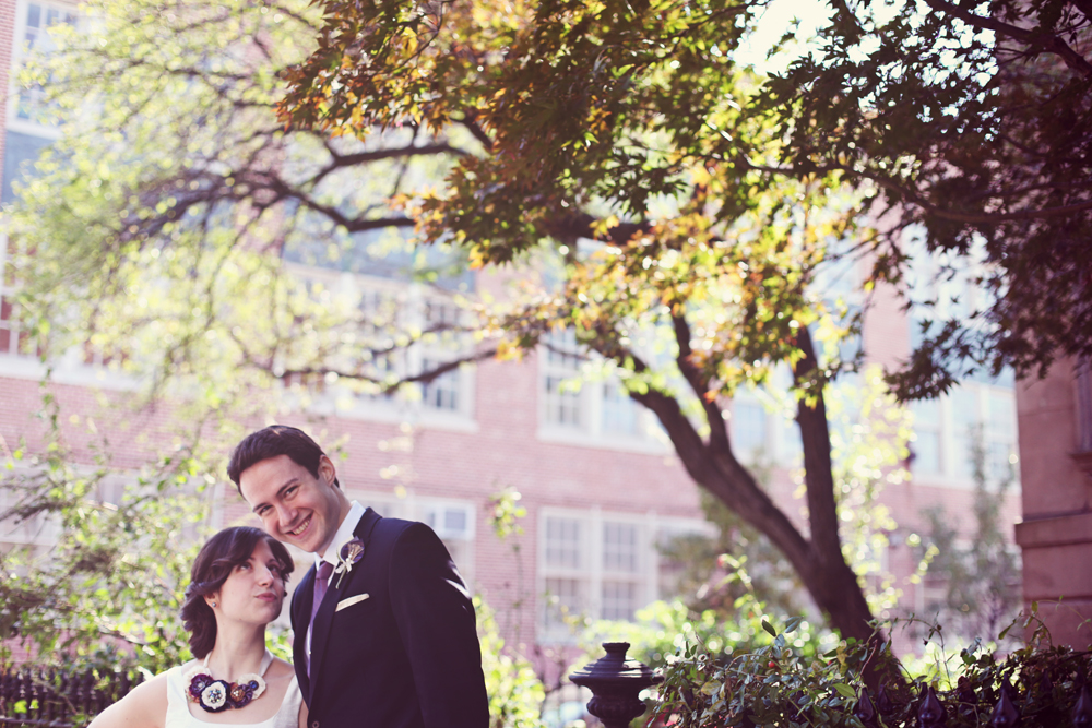 Jewish wedding at The Green Building, Brooklyn, New York 1