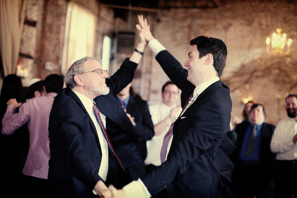 Jewish wedding at The Green Building, Brooklyn, New York 10