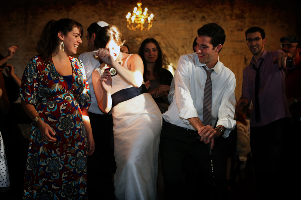 Jewish wedding at The Green Building, Brooklyn, New York 42
