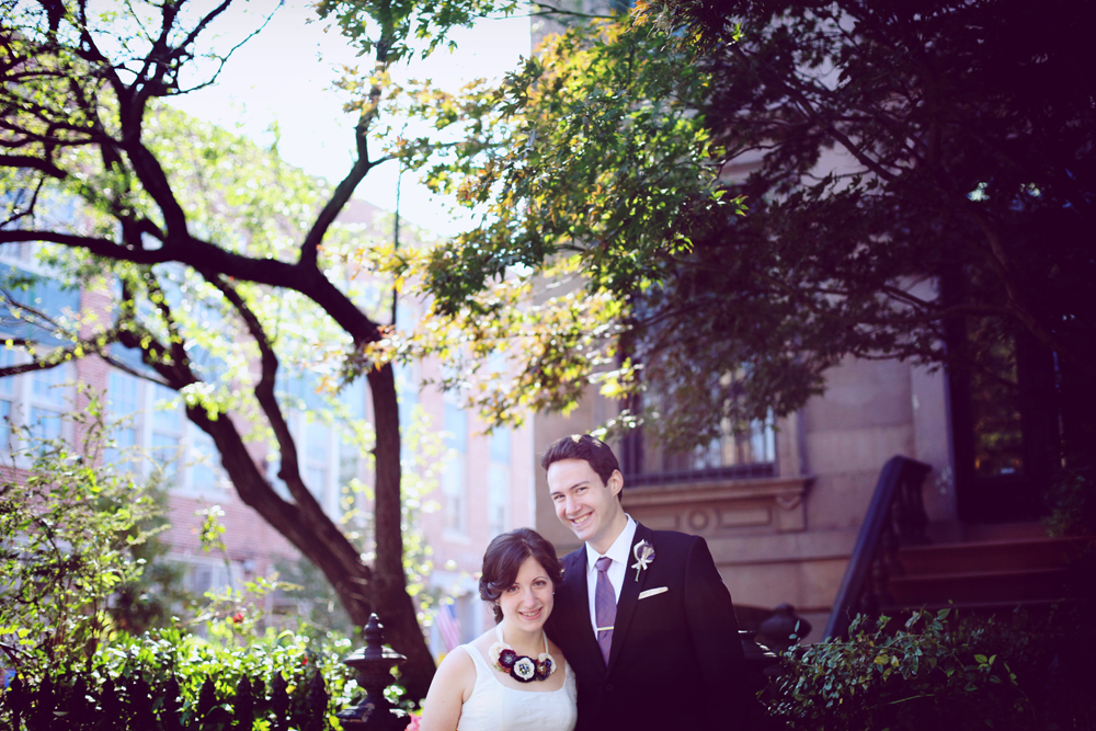 Jewish wedding at The Green Building, Brooklyn, New York 5