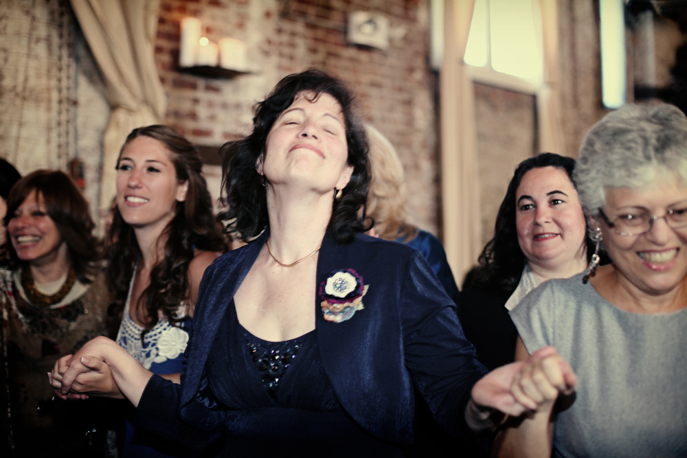 Jewish wedding at The Green Building, Brooklyn, New York 6