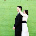 Sarit & Ari | DIY 'Handmade' Jewish wedding at The Green Building, Brooklyn, New York