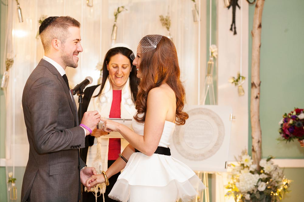 Jewish Wedding at The Metropolitan Building, New York 31
